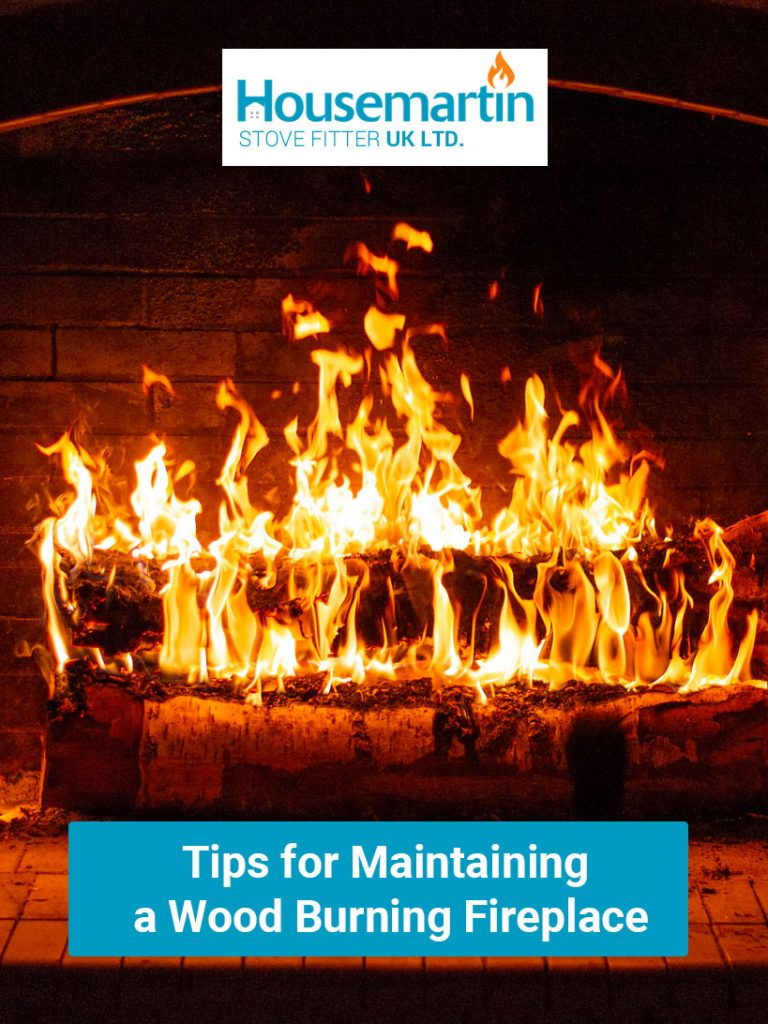 Tips for Maintaining a Wood Burning Fireplace
